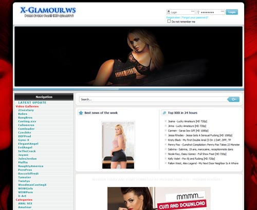 x-glamour